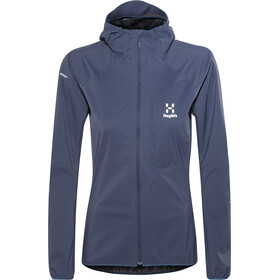 Haglöfs L.I.M Proof Jacket Women tarn blue